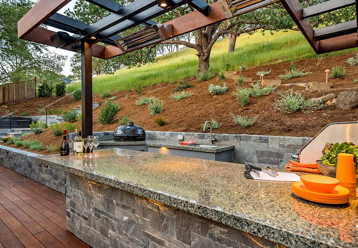 Outdoor Living Spaces Gallery