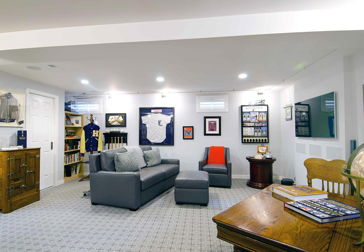 Man Cave Gallery