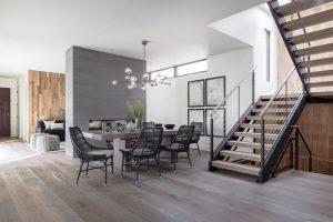 New Construction - Palo Alto Dinning Room