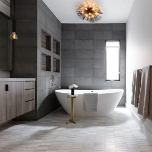 New Construction - Palo Alto Bathroom 4